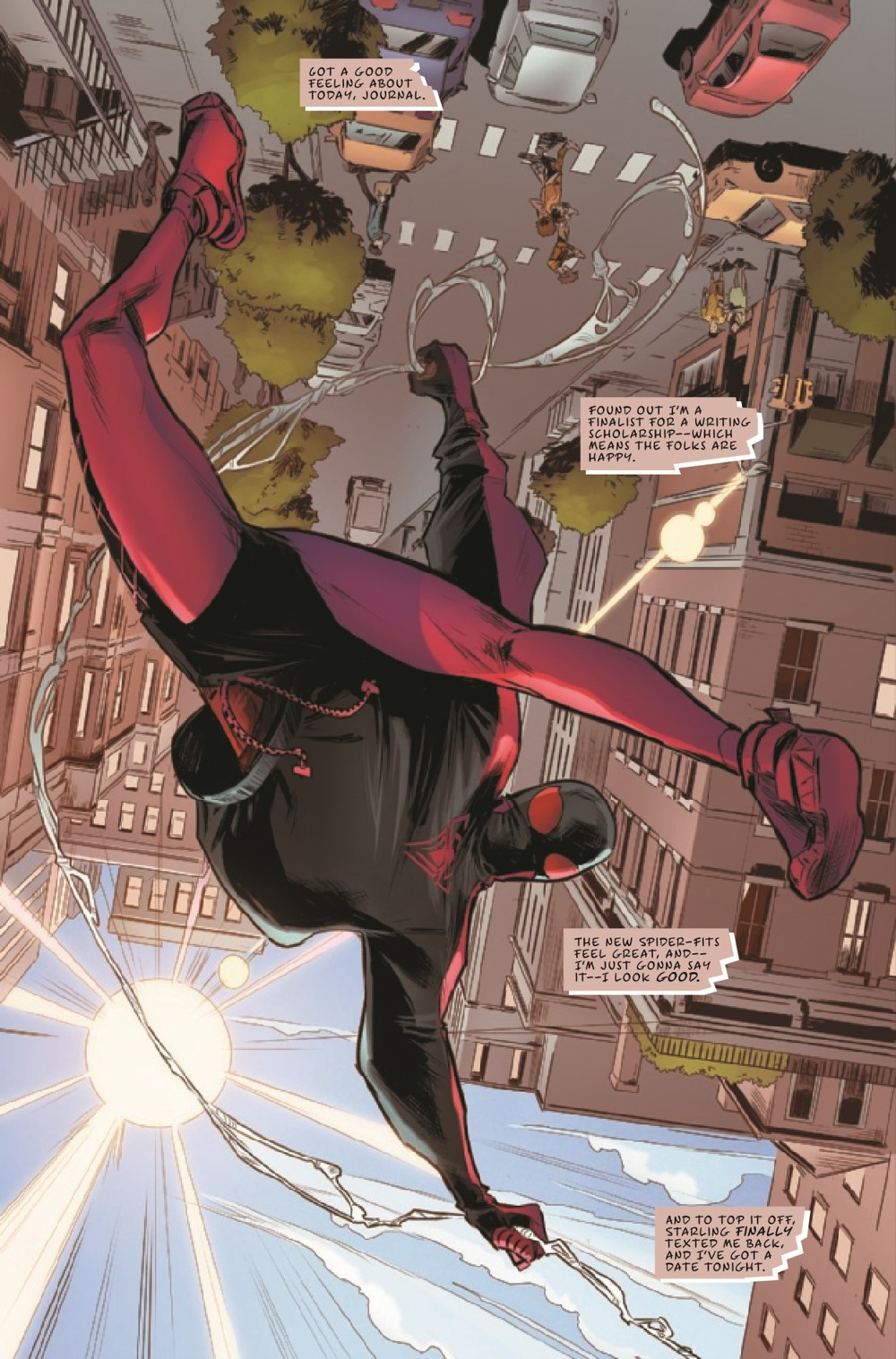 MMSM2018030_Preview-3 ComicList Previews: MILES MORALES SPIDER-MAN #30