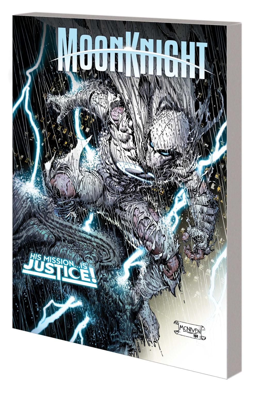 MOONKNIGHT_VOL_1_TPB Marvel Comics December 2021 Solicitations