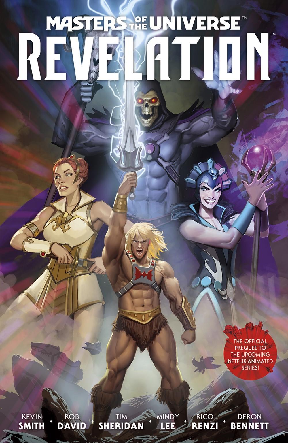 MOTUREV_TPB_CVR_4x6_SOL Dark Horse Comics December 2021 Solicitations