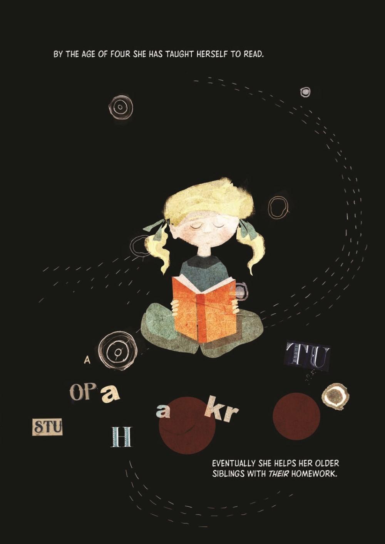 Marie_Curie_TPB_pr-4 ComicList Previews: MARIE CURIE A QUEST FOR LIGHT TP