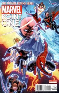 Marvel-Point-One-1-2012-193x300 Trending Comics: Nova, High Evolutionary, and Secret Love