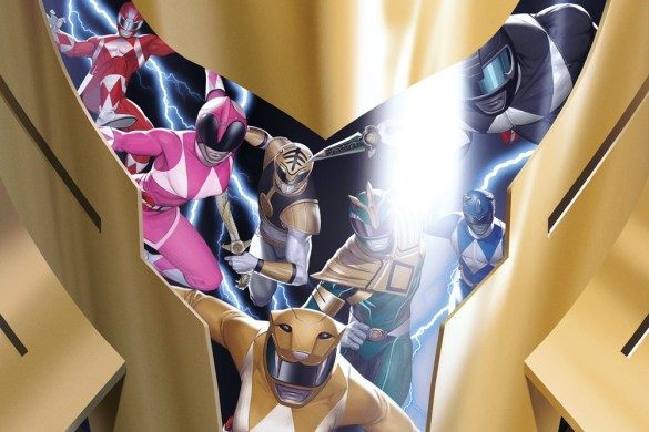 MightyMorphin_012_Cover_A_Main_PROMO First Look at MIGHTY MORPHIN #12 from BOOM! Studios