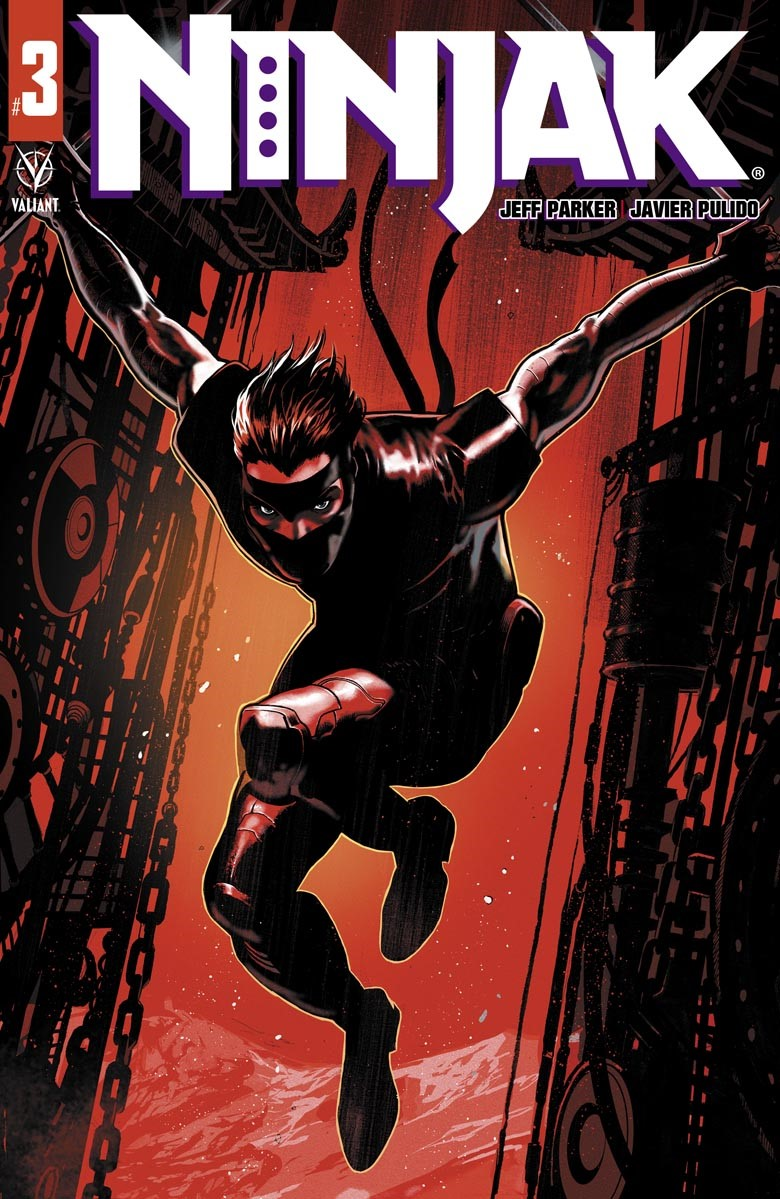 NINJAK_COVER_A ComicList: Valiant Entertainment New Releases for 09/15/2021