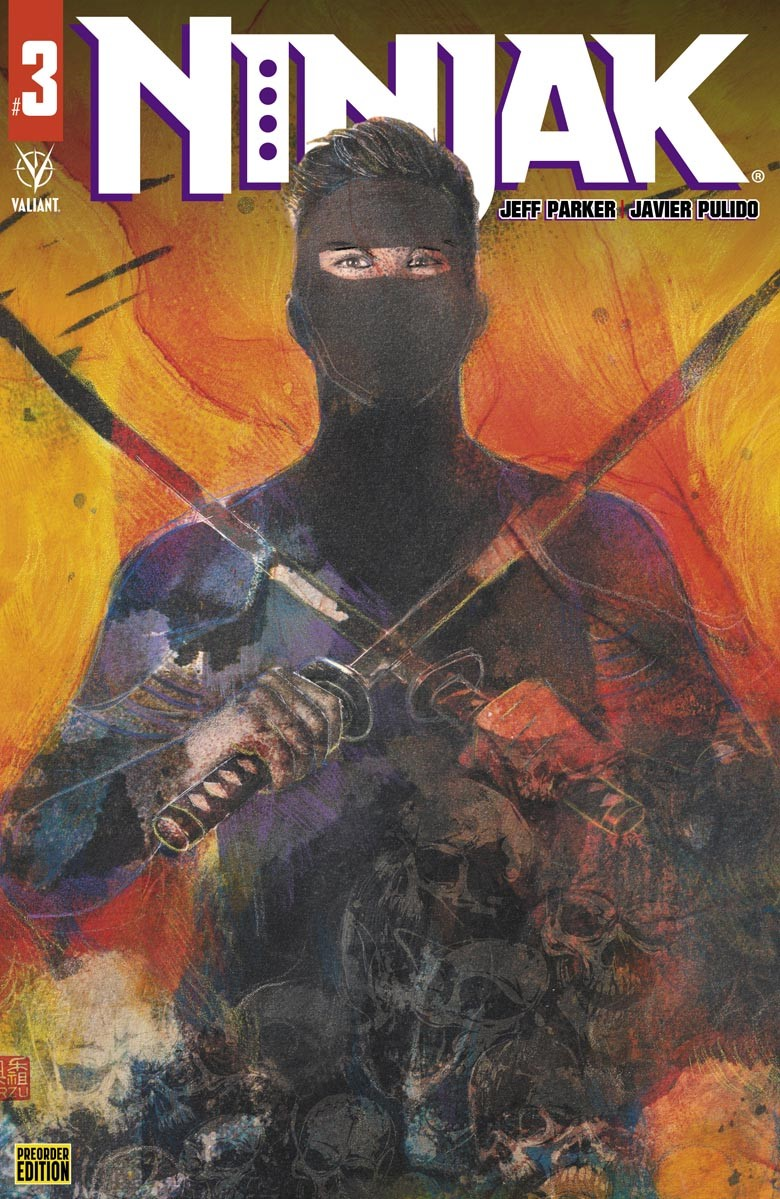 NINJAK_PREORDER_COVER ComicList: Valiant Entertainment New Releases for 09/15/2021