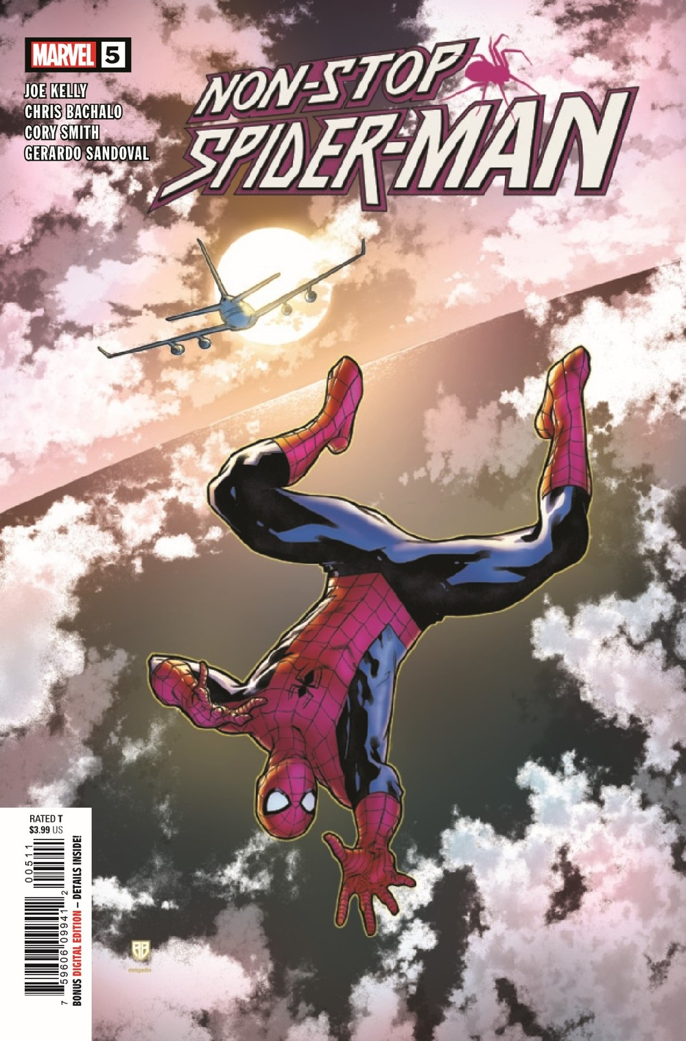 NONSTOPSM2021005_Preview-1 ComicList Previews: NON-STOP SPIDER-MAN #5