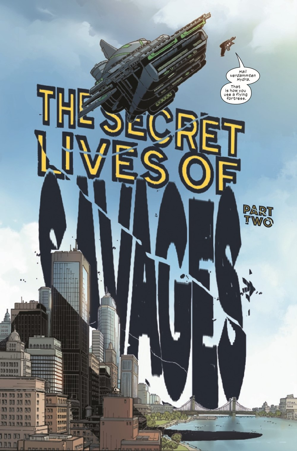 NONSTOPSM2021005_Preview-4 ComicList Previews: NON-STOP SPIDER-MAN #5
