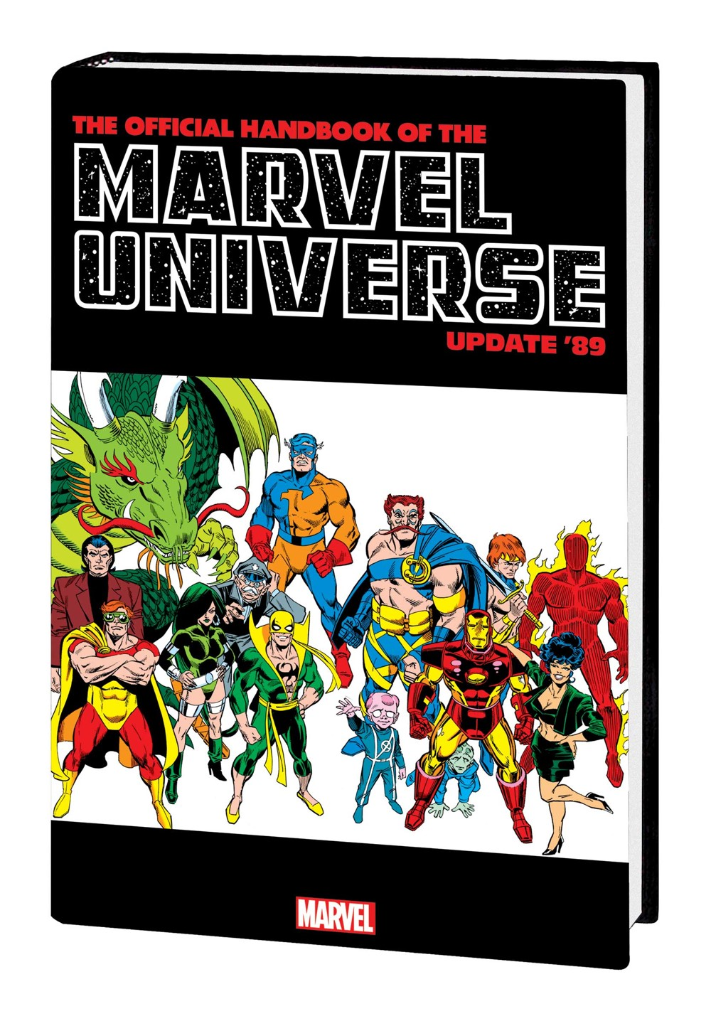 OHOTMU1989OMNIHC_VAR_dstjkt Marvel Comics December 2021 Solicitations