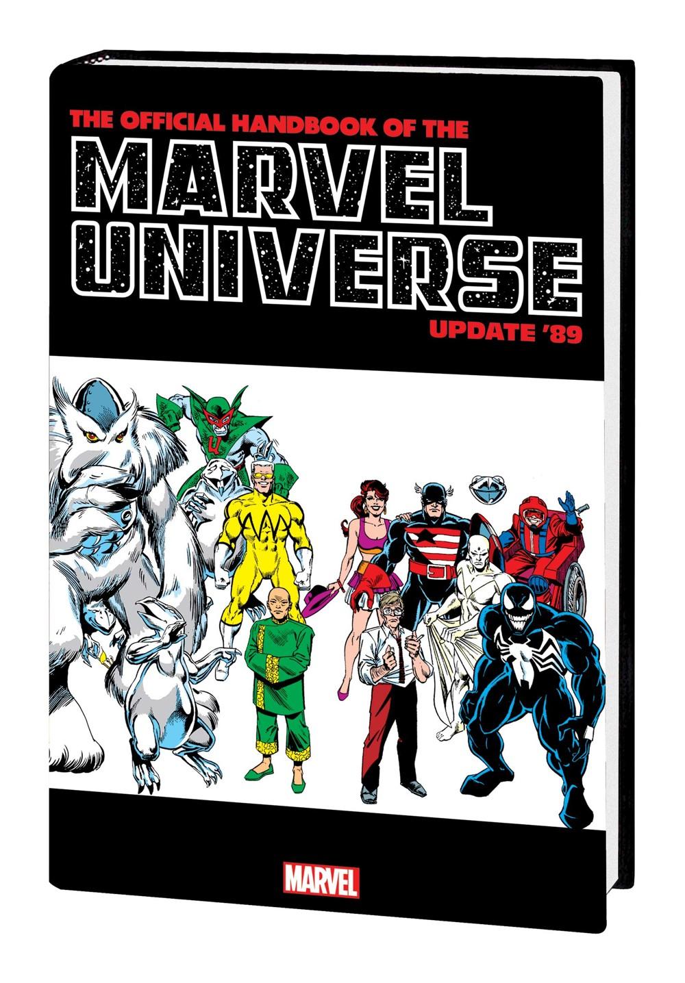 OHOTMU1989OMNIHC_dstjkt Marvel Comics December 2021 Solicitations