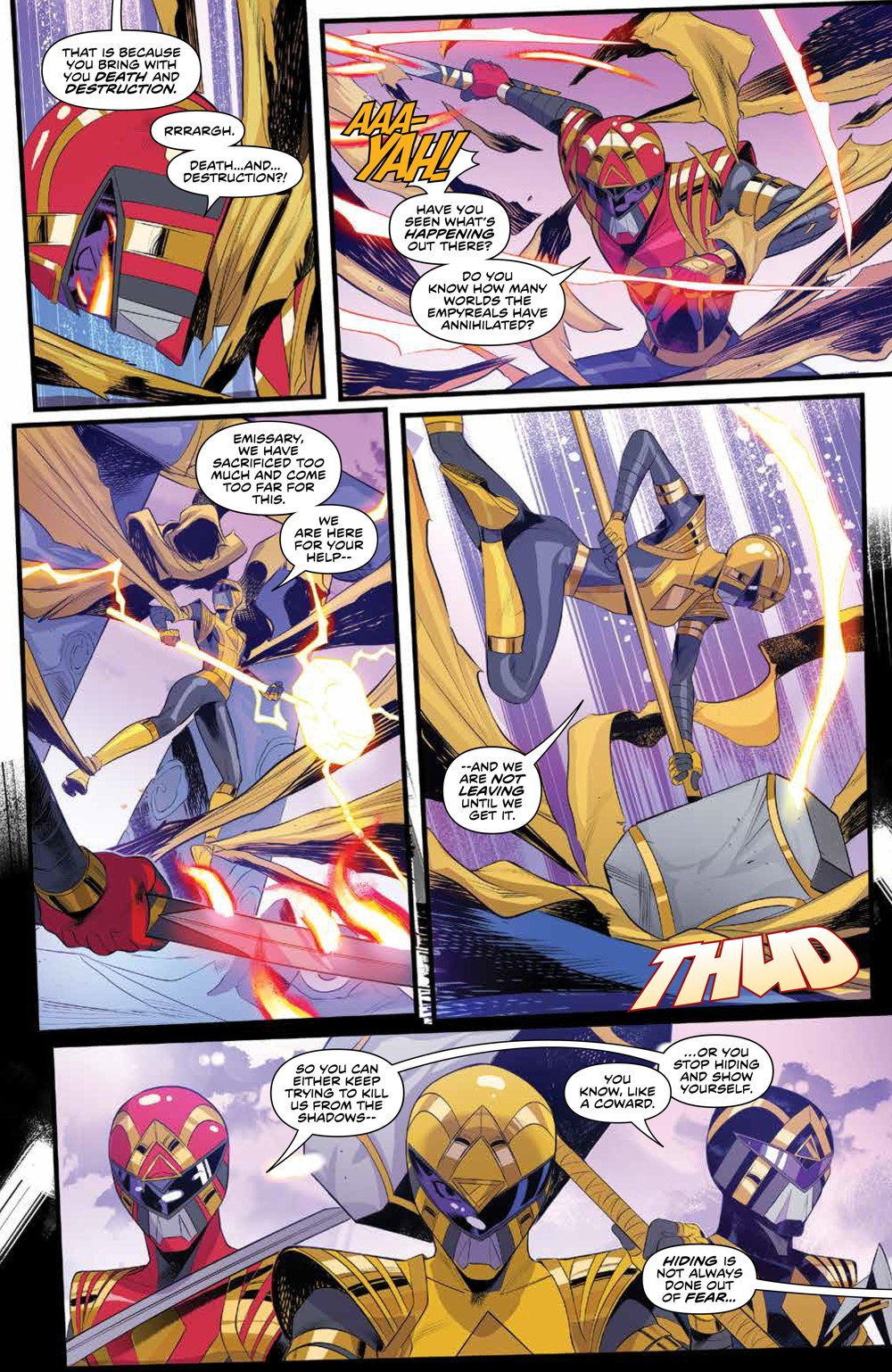 PowerRangers_011_PRESS_7 ComicList Previews: POWER RANGERS #11