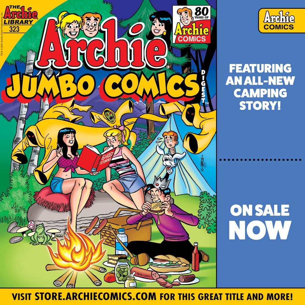 Preorder_Graphic_SEPT_2021_OSN_04 ComicList Previews: ARCHIE JUMBO COMICS DIGEST #323