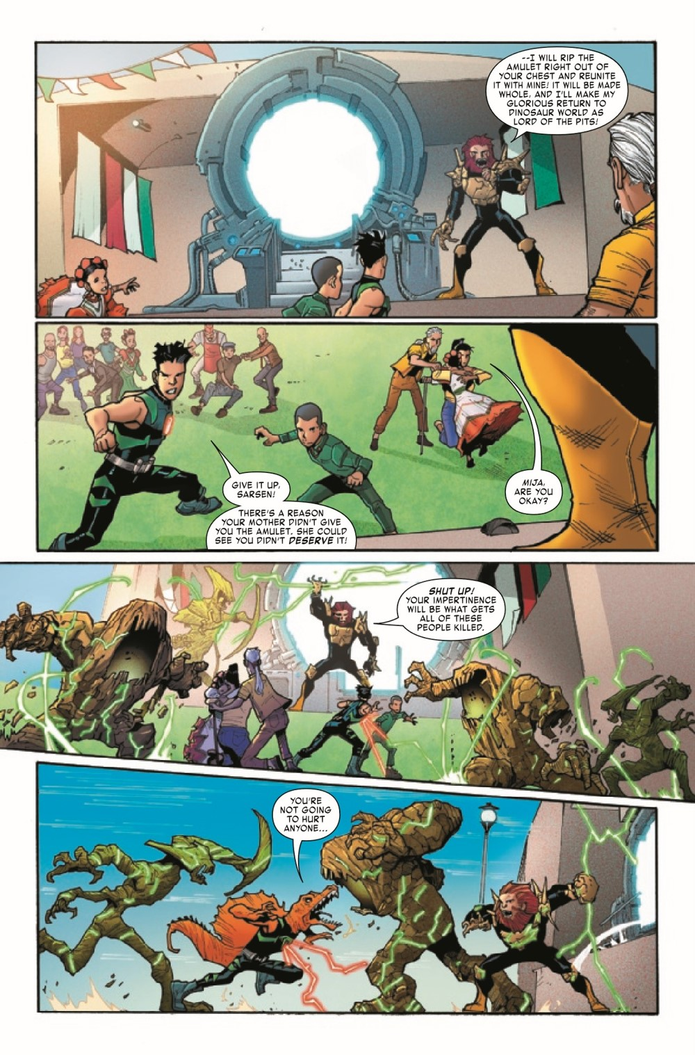 REPTIL2021004_Preview-5 ComicList Previews: REPTIL #4 (OF 4)