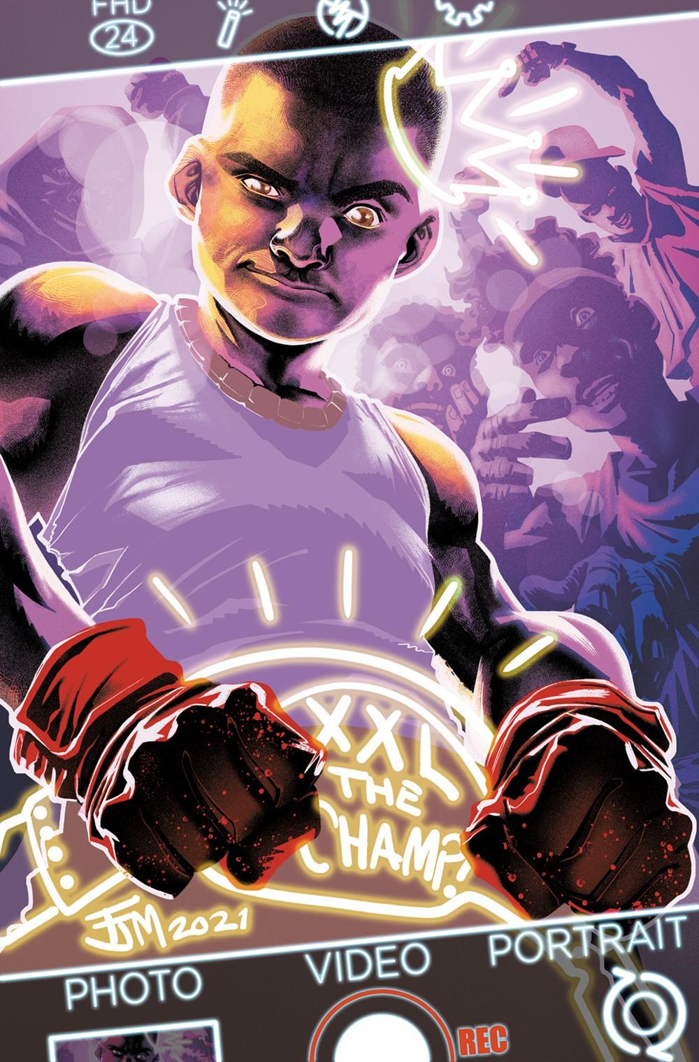 ROBIN-Cv9-VARIANT DC Comics December 2021 Solicitations
