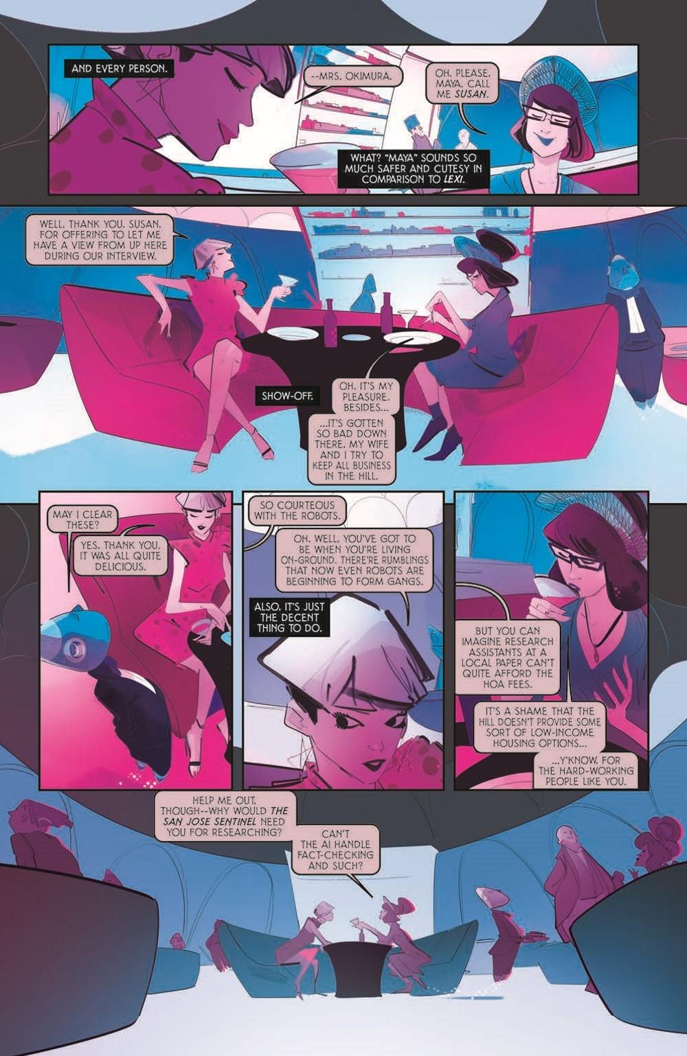 ReadOnlyMemories_TPB_pr-5 ComicList Previews: READ ONLY MEMORIES GN