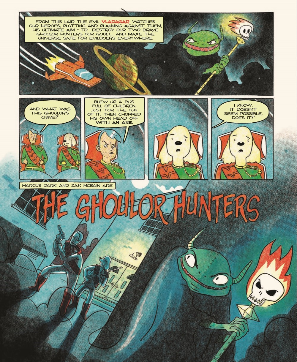 Rivers_TPB_pr-6 ComicList Previews: RIVERS GN
