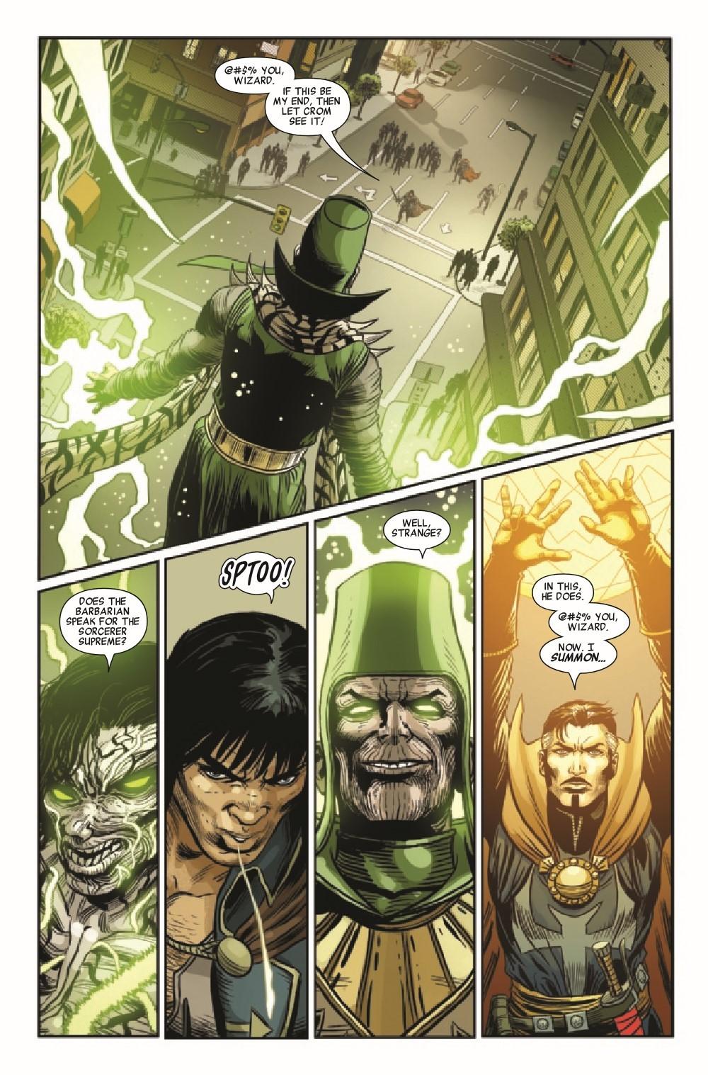 SAVAVEN2019024_Preview-5 ComicList Previews: SAVAGE AVENGERS #24
