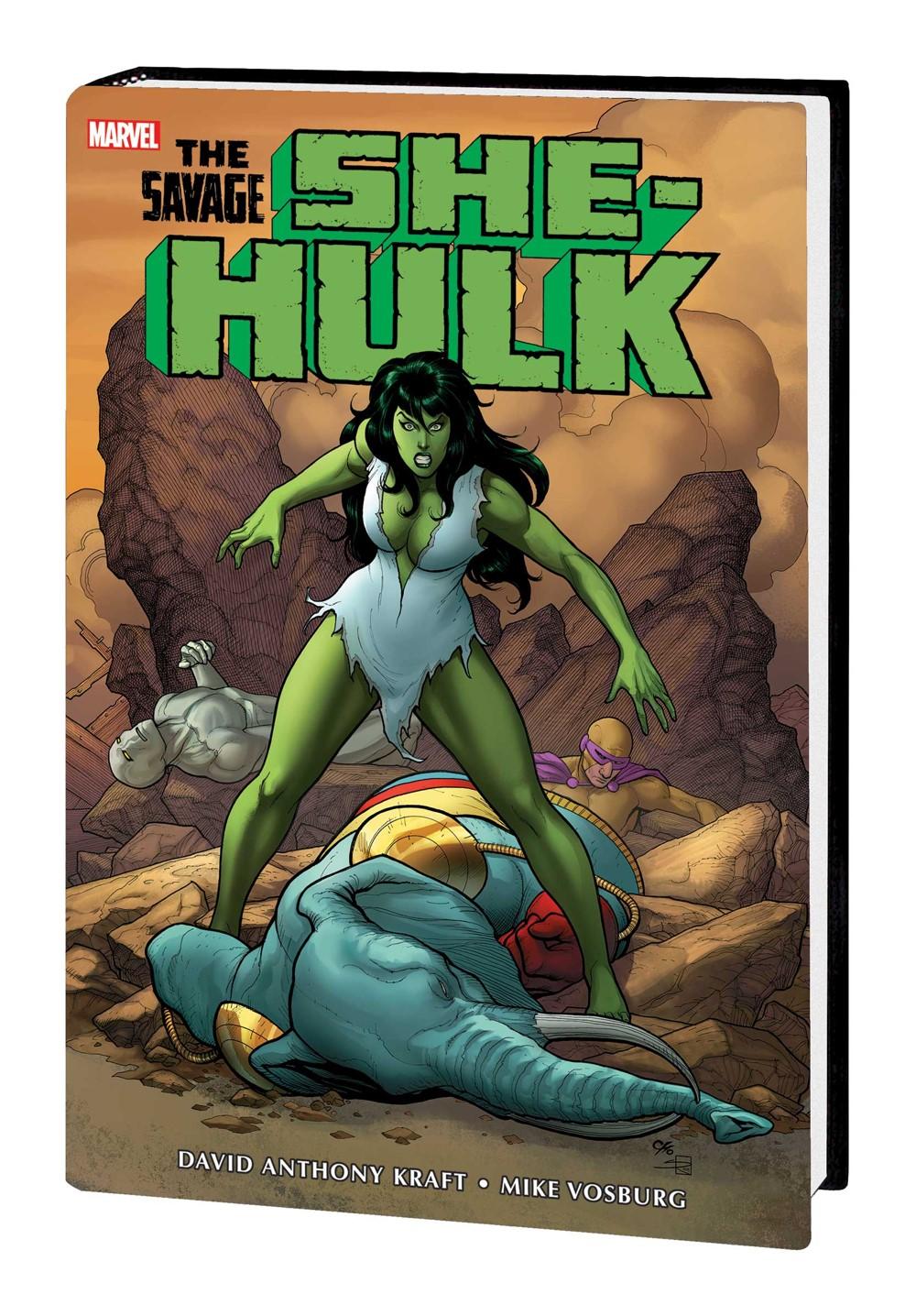SAV_SHEHULK_OMNI_HC_CHO Marvel Comics December 2021 Solicitations