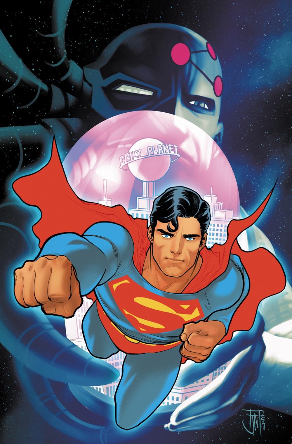 SM78-Cv5 DC Comics December 2021 Solicitations