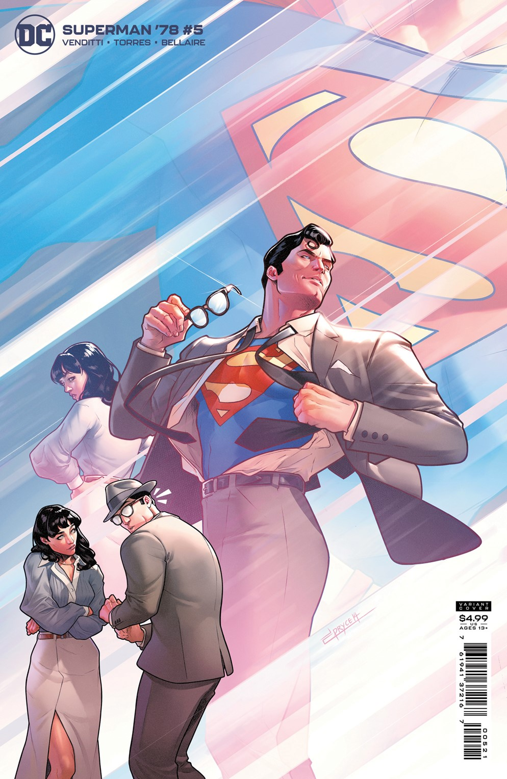 SM78_Cv5_var DC Comics December 2021 Solicitations