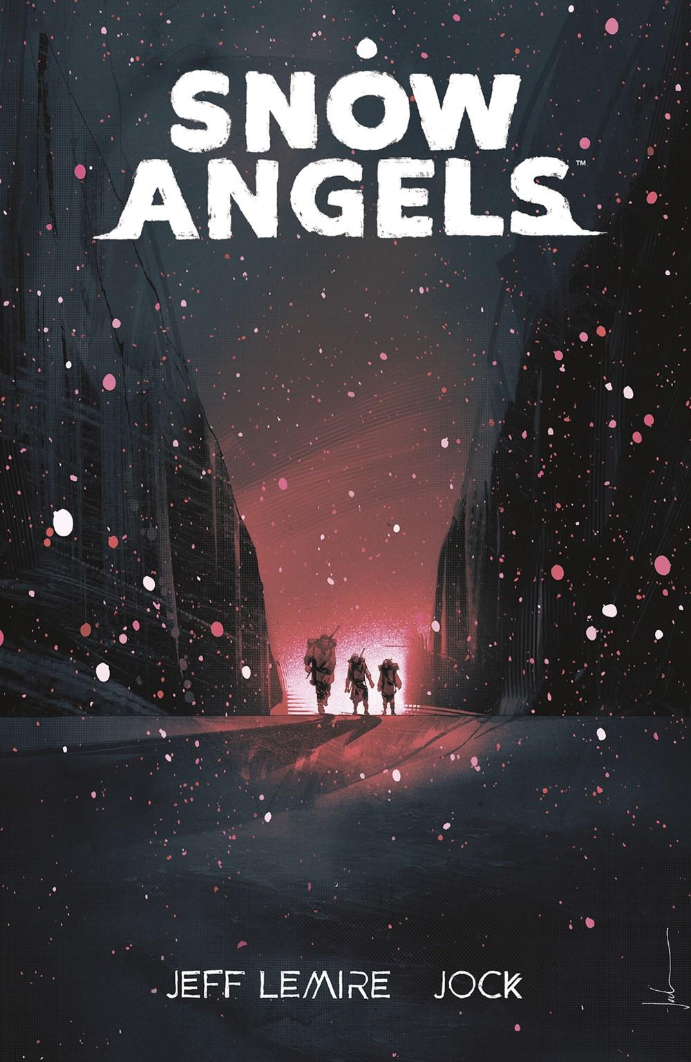 SNWANGELSV1_CVR_4x6_SOL Dark Horse Comics December 2021 Solicitations