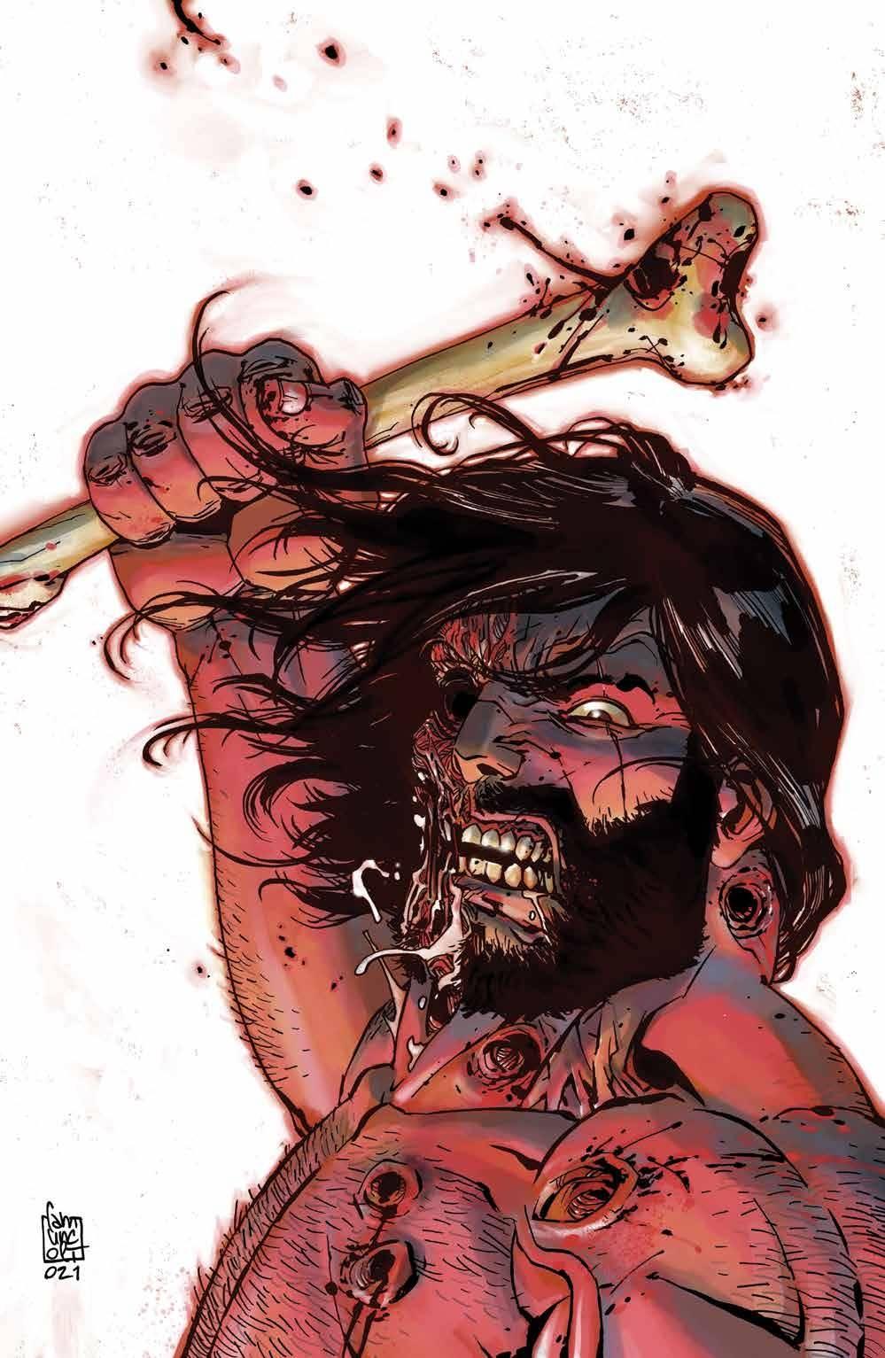 STL196996 ComicList: BOOM! Studios New Releases for 09/29/2021