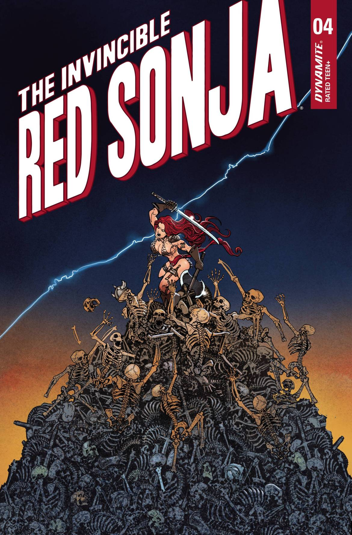 STL205330 ComicList: Dynamite Entertainment New Releases for 09/15/2021
