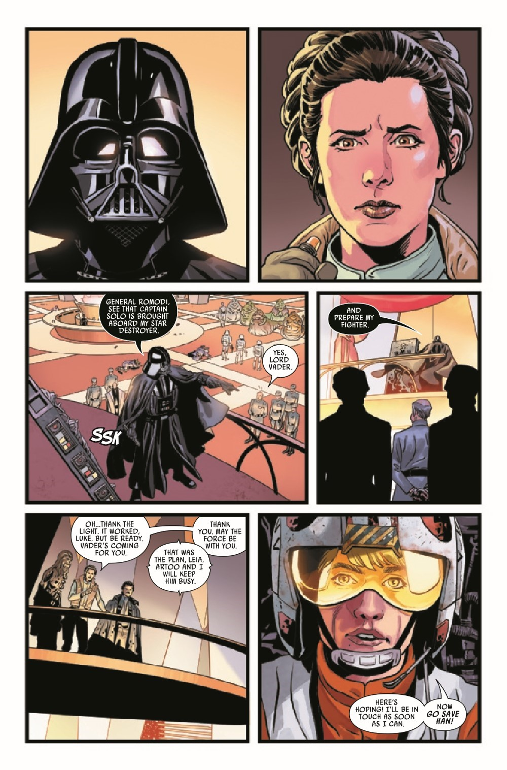 STWWAROTBH2021004_Preview-5 ComicList Previews: STAR WARS WAR OF THE BOUNTY HUNTERS #4 (OF 5)