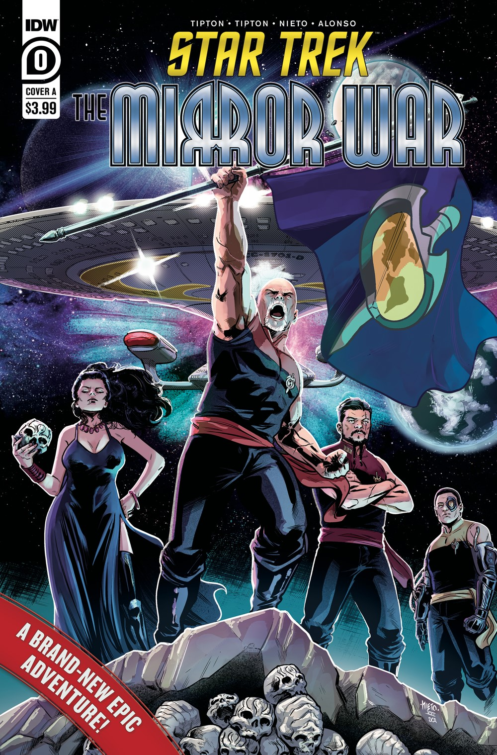 ST_TMW00-coverA ComicList: IDW Publishing New Releases for 09/08/2021