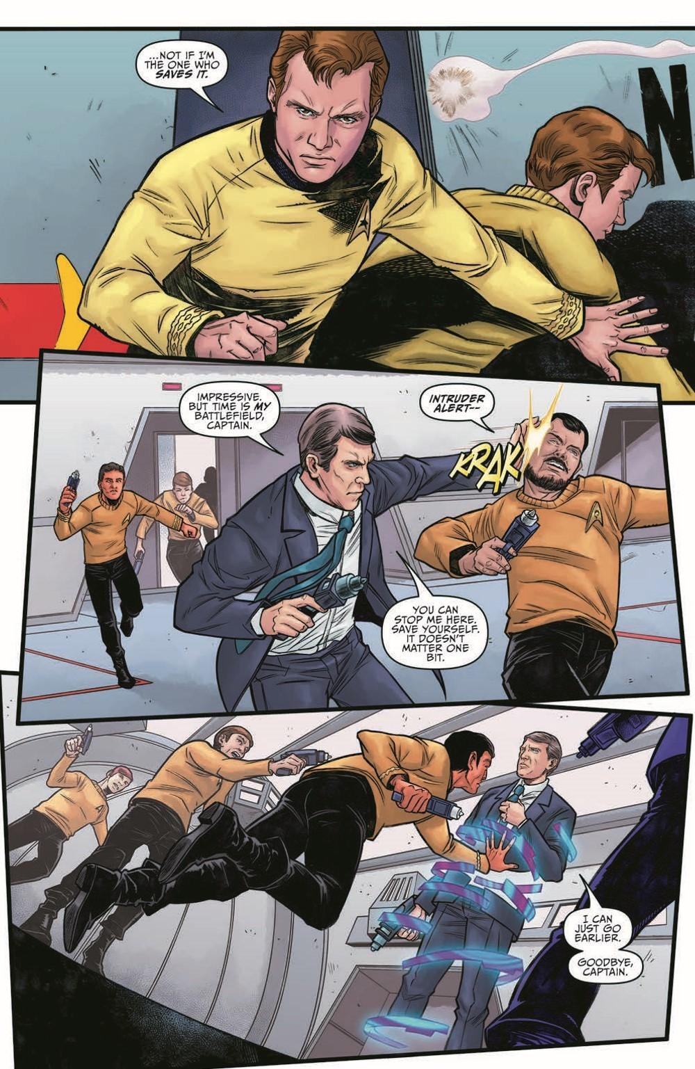 ST_YearFive24-pr-4 ComicList Previews: STAR TREK YEAR FIVE #24