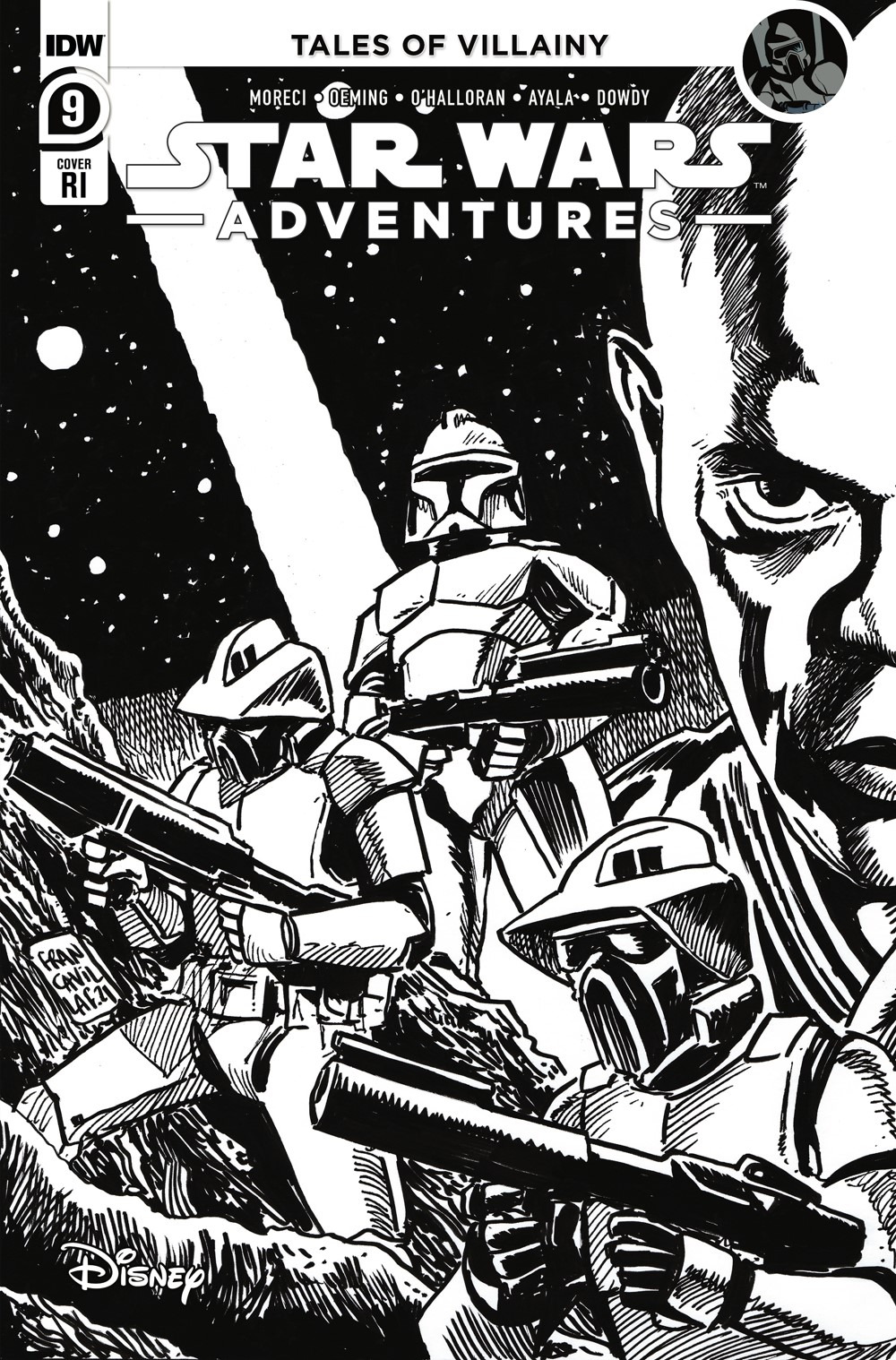 SWA-09-Cover-RI ComicList Previews: STAR WARS ADVENTURES VOLUME 2 #9