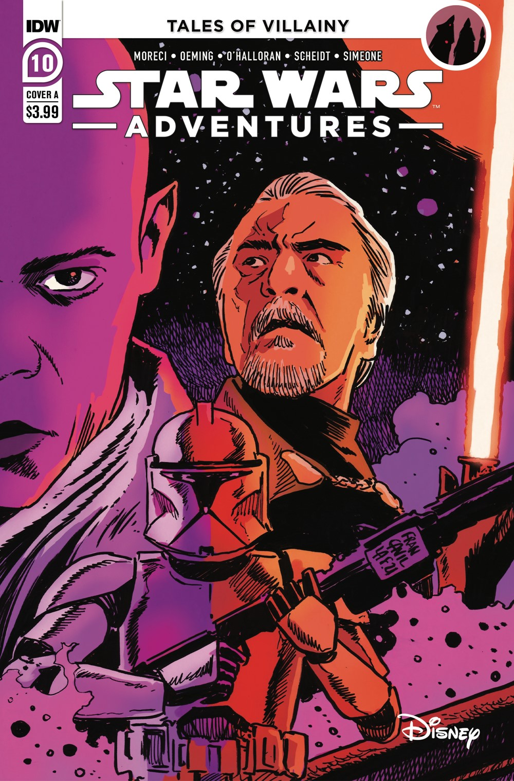 SWA-10-Cover-A ComicList: IDW Publishing New Releases for 09/29/2021