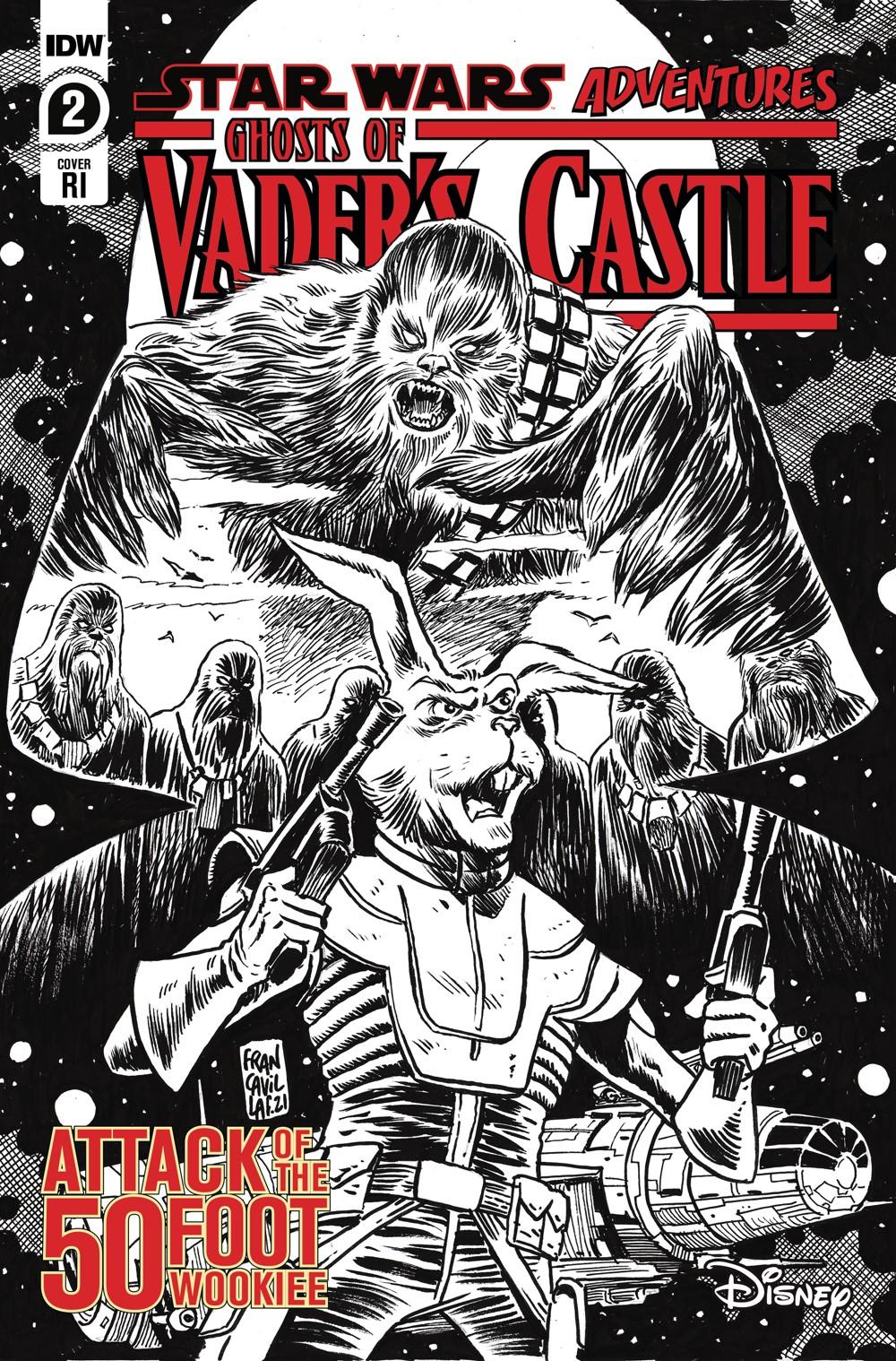 SW_GoVC02-CvrRI ComicList: IDW Publishing New Releases for 09/29/2021