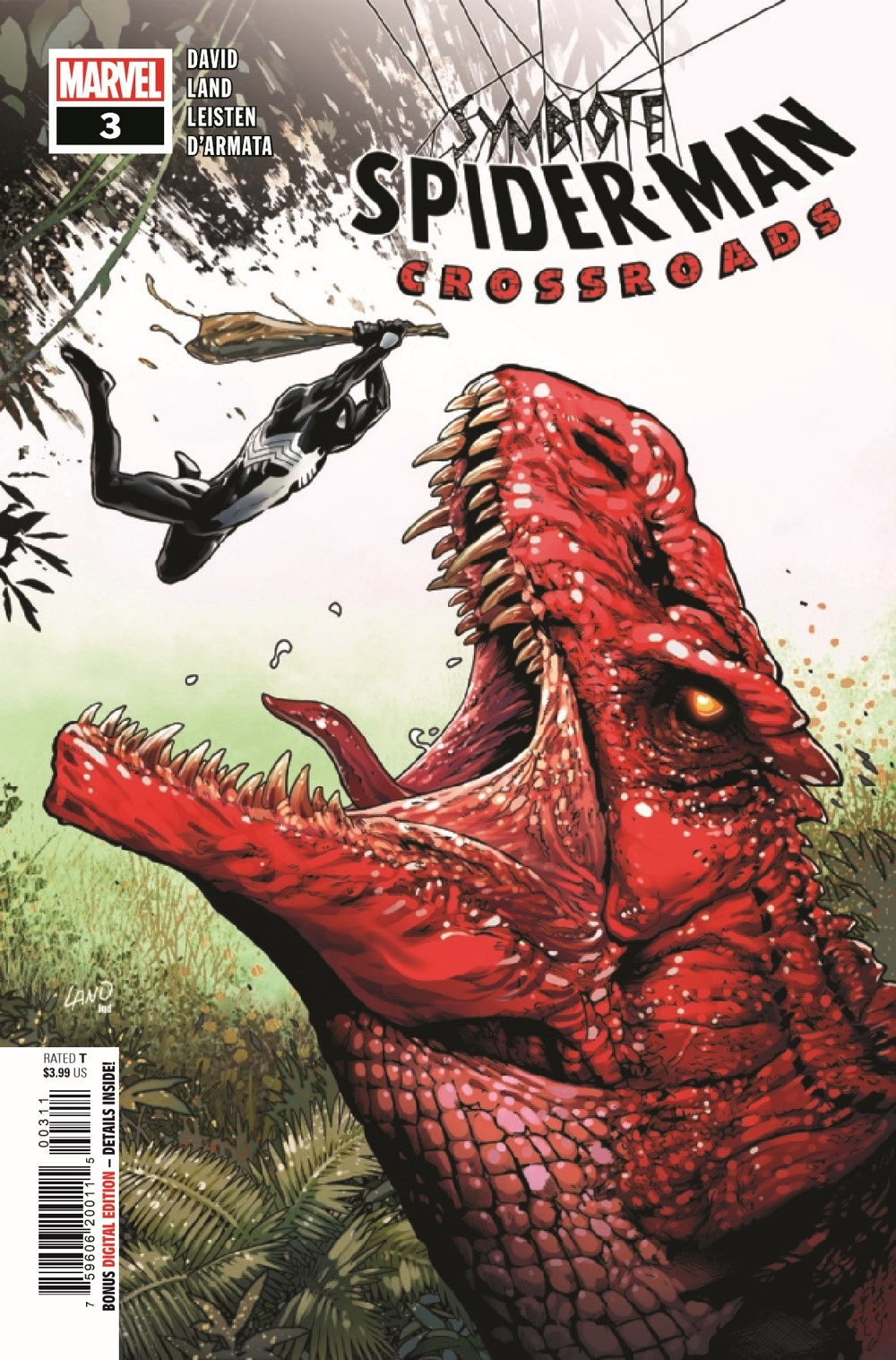 SYMBIOTESMCR2021003_Preview-1 ComicList Previews: SYMBIOTE SPIDER-MAN CROSSROADS #3 (OF 5)