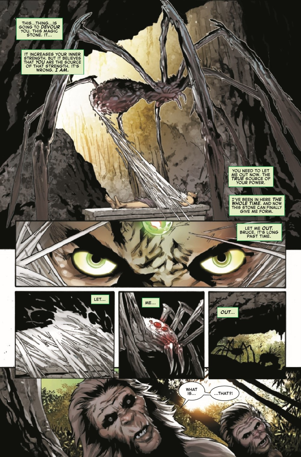 SYMBIOTESMCR2021003_Preview-5 ComicList Previews: SYMBIOTE SPIDER-MAN CROSSROADS #3 (OF 5)