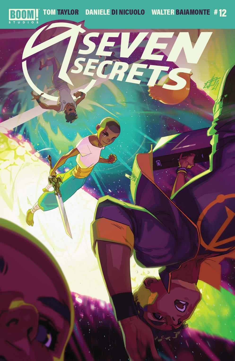 SevenSecrets_012_Cover_B_Variant ComicList: BOOM! Studios New Releases for 09/15/2021