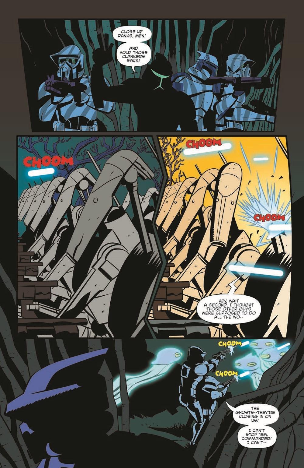 StarWarsAdv10-pr-5 ComicList Previews: STAR WARS ADVENTURES VOLUME 2 #10