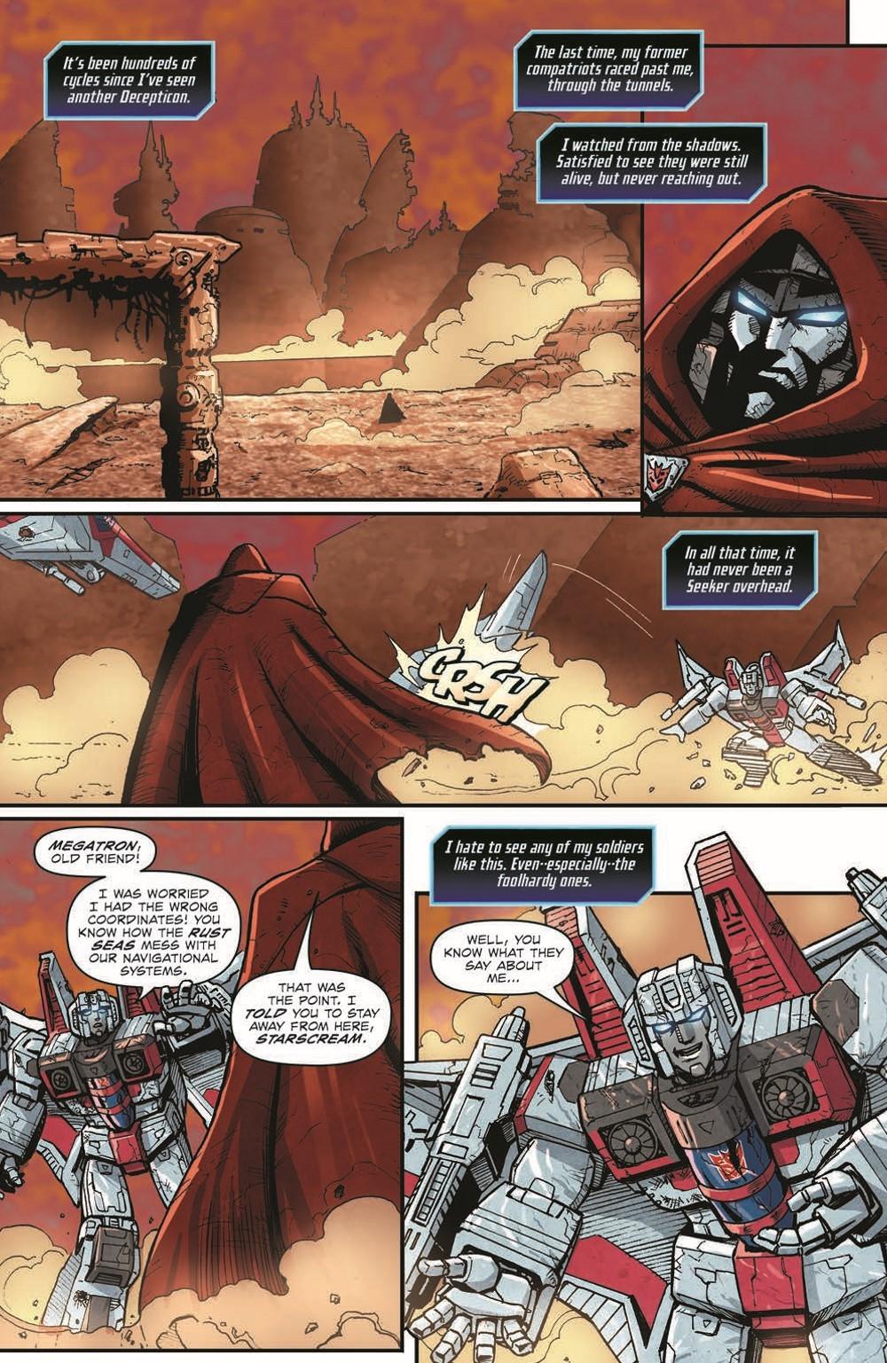 TF_ShatGlass02-pr-3 ComicList Previews: TRANSFORMERS SHATTERED GLASS #2 (OF 5)