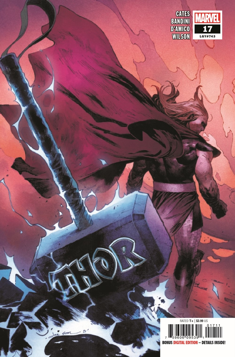 THOR2020017_Preview-1 ComicList Previews: THOR #17