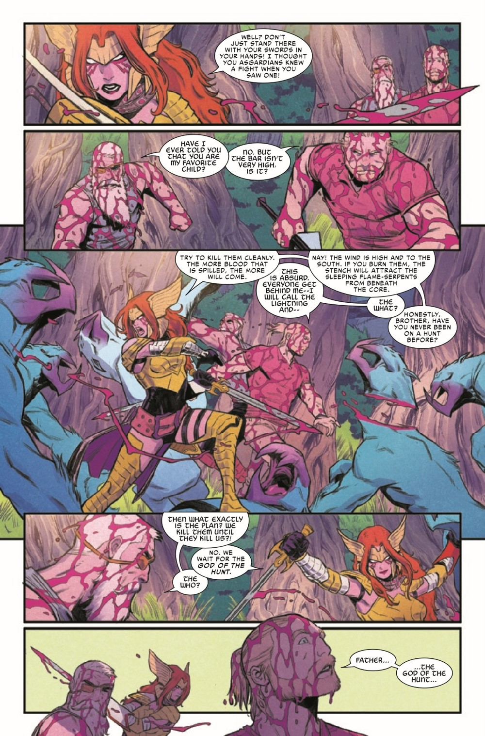 THOR2020017_Preview-5 ComicList Previews: THOR #17