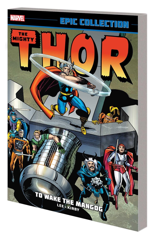 THOR_EPIC_V04_TPB Marvel Comics December 2021 Solicitations