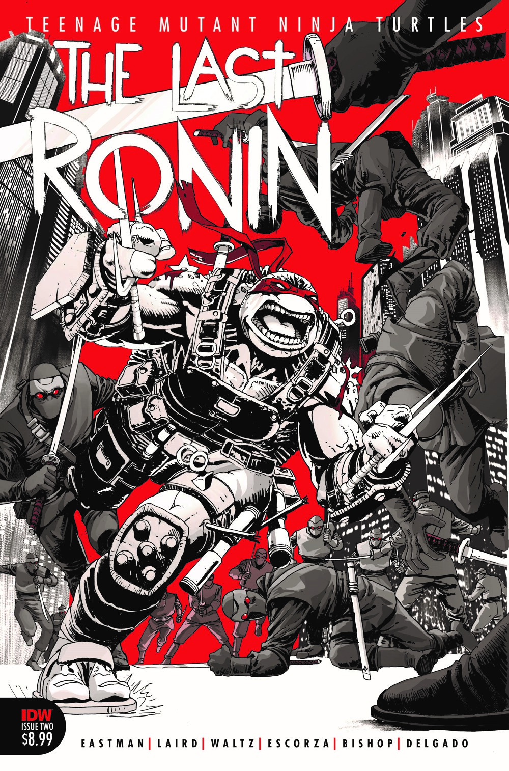TMNT-LastRonin02_cvr3rd ComicList: IDW Publishing New Releases for 09/29/2021