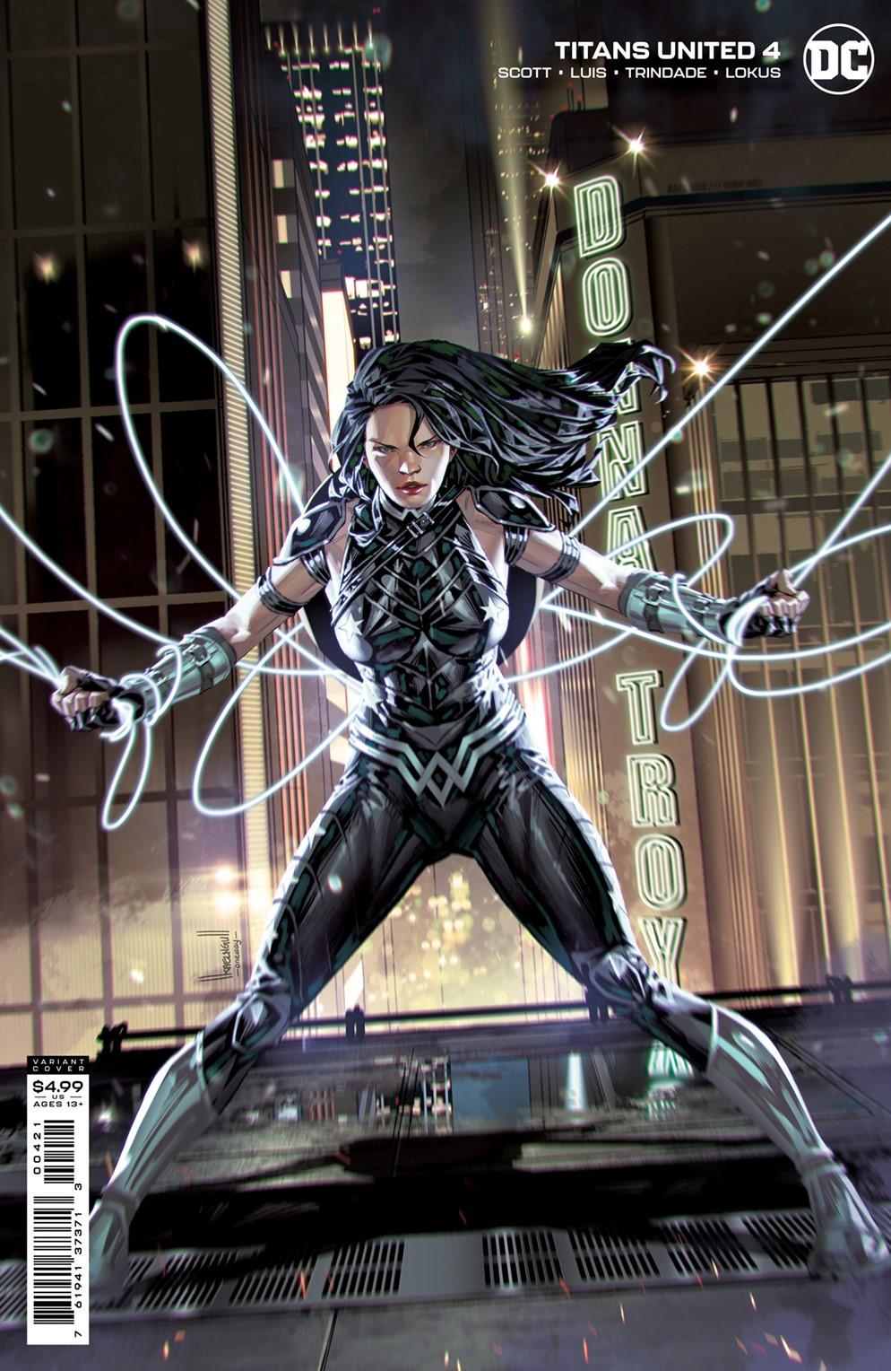 TNSU_Cv4_var DC Comics December 2021 Solicitations