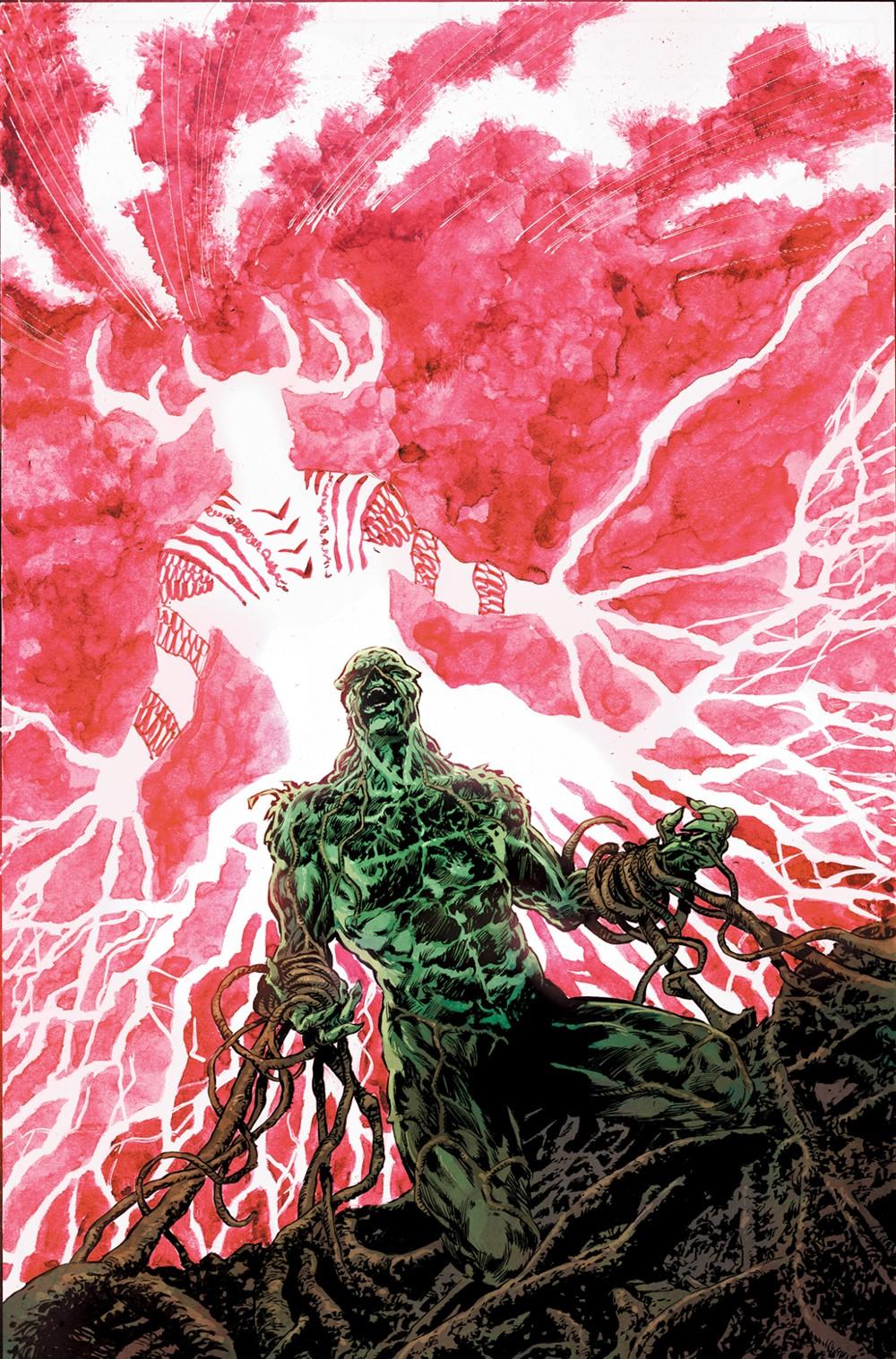 The_Swamp_Thing_Cv10 DC Comics December 2021 Solicitations