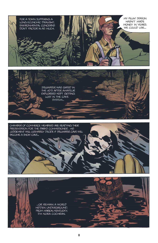 UNDERGROUND-REFERENCE-009 ComicList Previews: UNDERGROUND TP