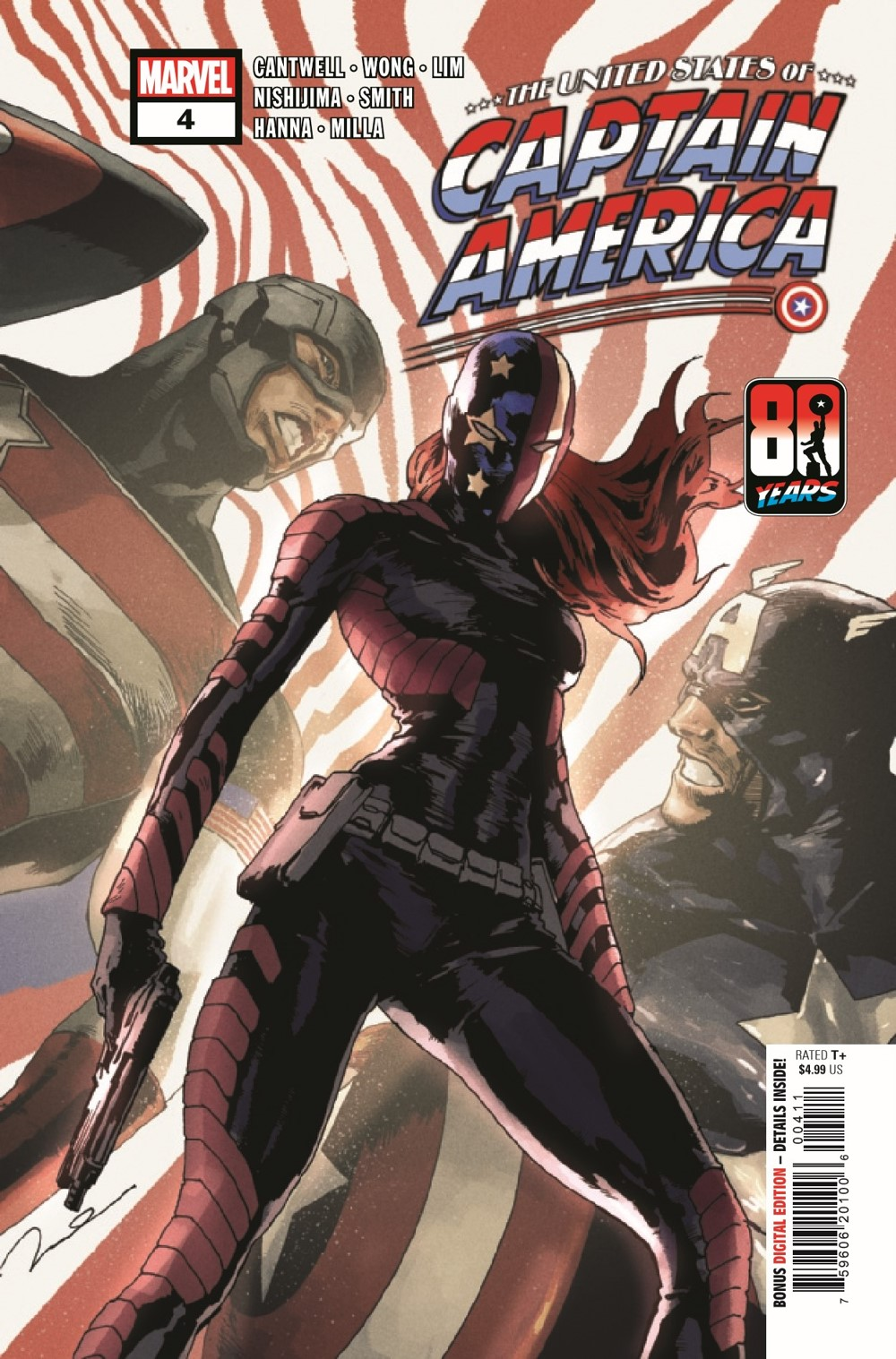 USCAPA2021004_Preview-1 ComicList Previews: UNITED STATES OF CAPTAIN AMERICA #4 (OF 5)