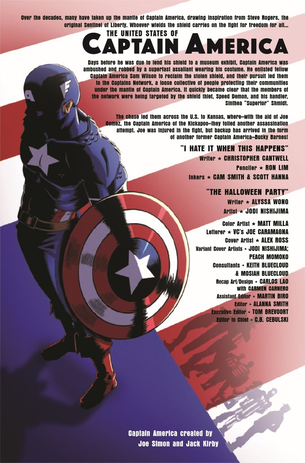 USCAPA2021004_Preview-2 ComicList Previews: UNITED STATES OF CAPTAIN AMERICA #4 (OF 5)
