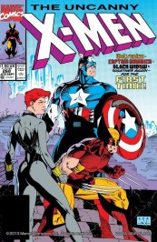 Uncanny_X-Men_Vol_1_268-195x300 Modern Age Covers Destined To Become Classics