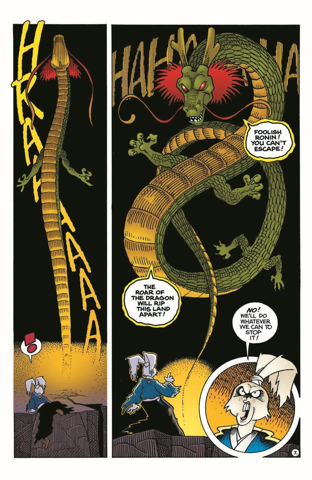 Usagi-DBC04_pr-5 ComicList Previews: USAGI YOJIMBO THE DRAGON BELLOW CONSPIRACY #4 (OF 6)