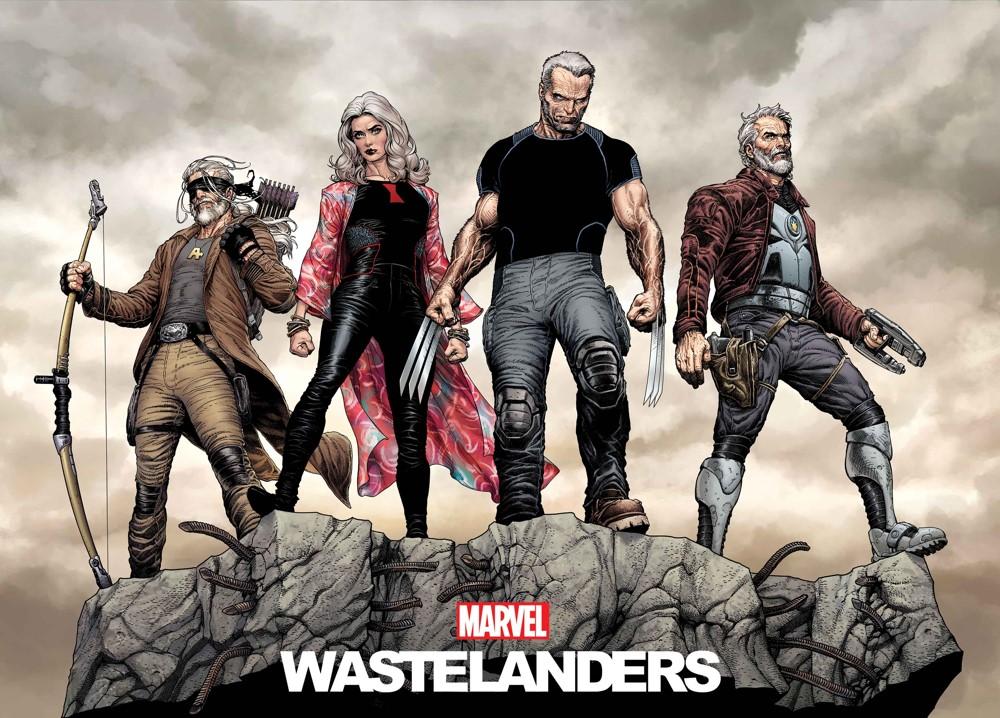 WASTELANDERS_MCNIVEN_CONNECTING-1 Marvel Comics December 2021 Solicitations