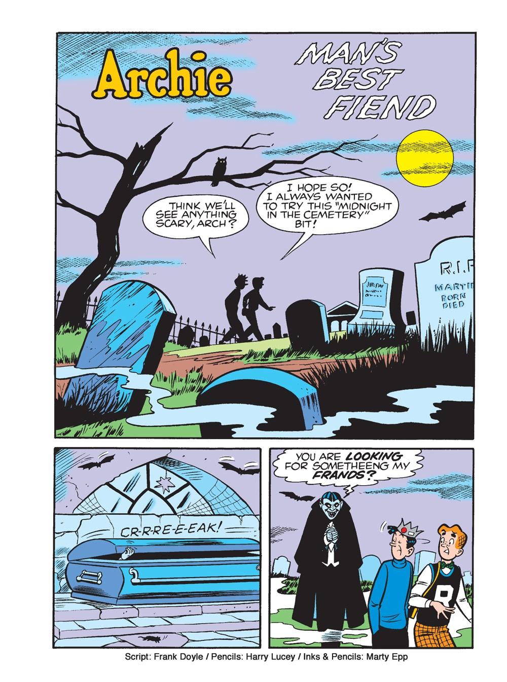 WorldOfArchieJumboComicsDigest_113-62 ComicList Previews: WORLD OF ARCHIE JUMBO COMICS DIGEST #113