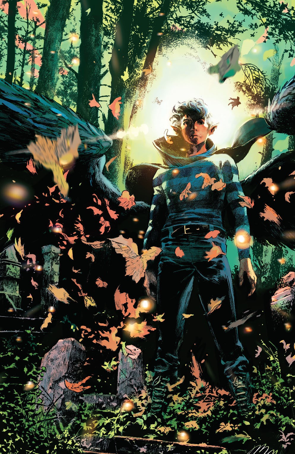Wynd_010_Cover_C_Variant ComicList: BOOM! Studios New Releases for 09/15/2021